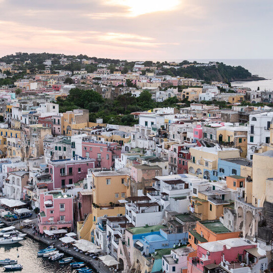 Capri and Procida: A Tale of Two Islands