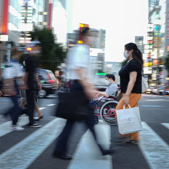 Disabled Japanese Are Often Invisible. Will Paralympics Bring Lasting Light?