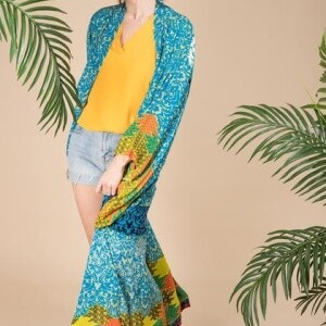 Women's Jacket Kimono Pattern | Long & Short | Saachistyle