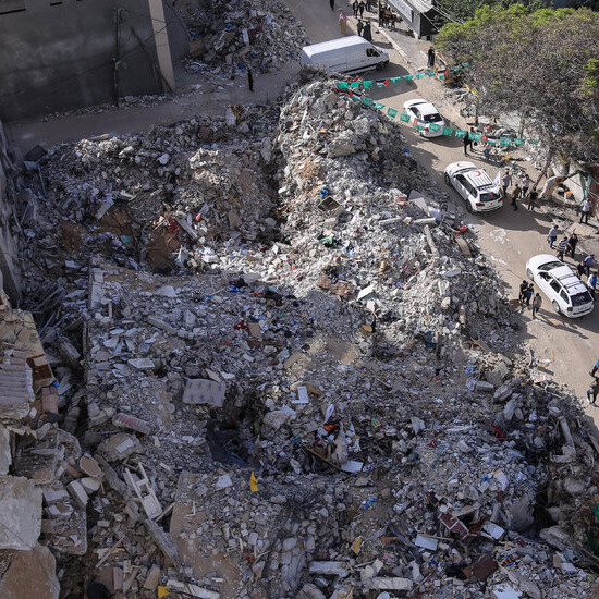 Dreams in the Rubble: An Israeli Airstrike and the 22 Lives Lost