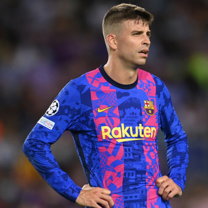 Pique hits out at booing Barcelona fans and says 'I am hurt a lot' by their actions in woeful 3-0 defeat to Bayern