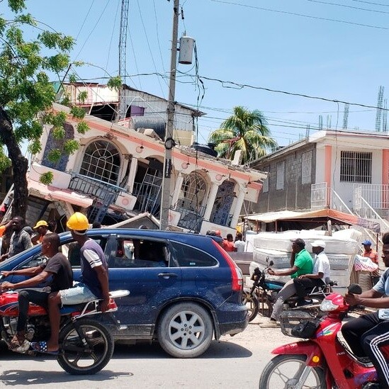 Social Media Becomes a Pivotal Resource for Earthquake Photos and News