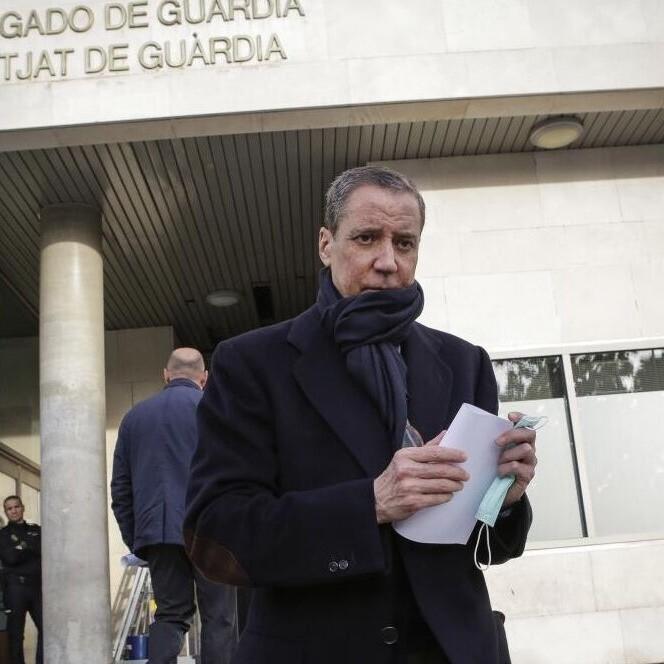 La juez del 'caso Zaplana' exculpa al empresario Luis Iglesias, ex yerno del ex dirigente valenciano