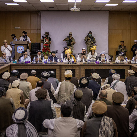 The Taliban's Leadership, Explained: Who Are They?