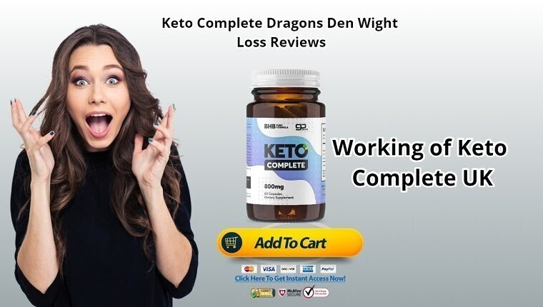 Keto Complete UK - Where To Buy?