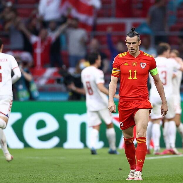 Dinamarca completa su catarsis con una goleada frente a Gales