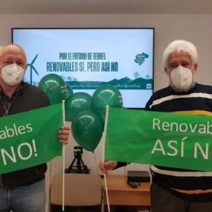 La 'batalla de Teruel': la proliferación de parques eólicos enfrenta a partidarios y detractores