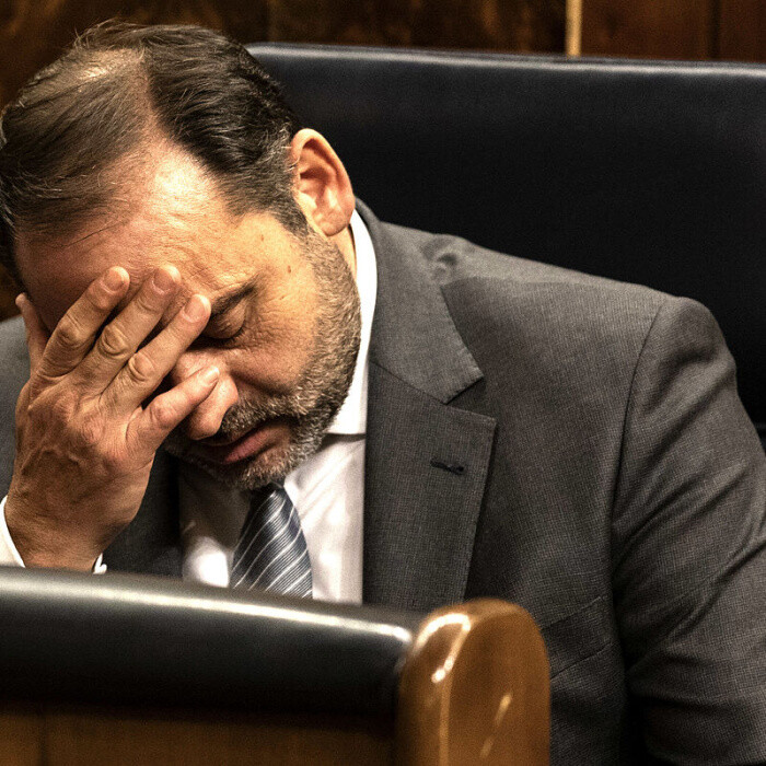 La caída de José Luis Ábalos abre la pugna por el control del PSOE