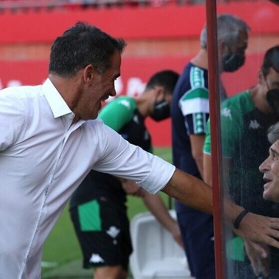 "Pellegrini: ""Destaco la madurez del equipo"""