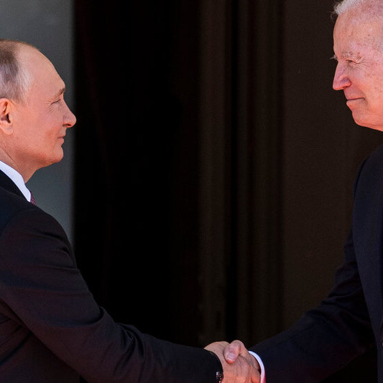 With Putin, Biden Tries to Forge a Bond of Self-Interest, Not Souls
