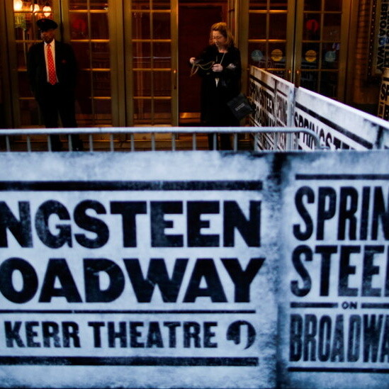 'Springsteen on Broadway' is returning, but not for guests who haven't had F.D.A.-authorized vaccines.