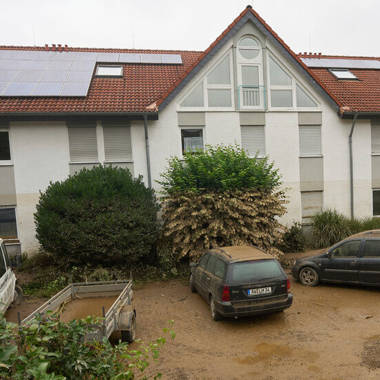 'A Special Sadness': Floods Bring Death to a German Care Home