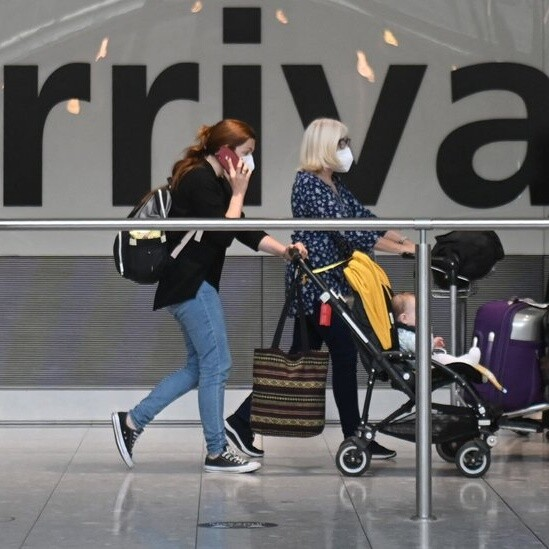 U.I to Require Travelers From France to Quarantine Over Beta Variant Fears
