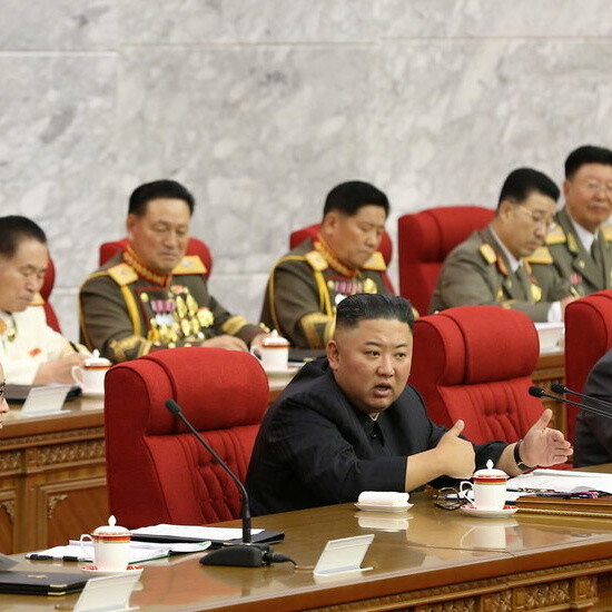Kim Jong-un Ready for 'Dialogue and Confrontation' With U.S.