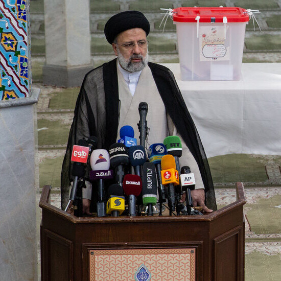 Iran Election: Ebrahim Raisi Is Headed to Presidency as Rivals Concede