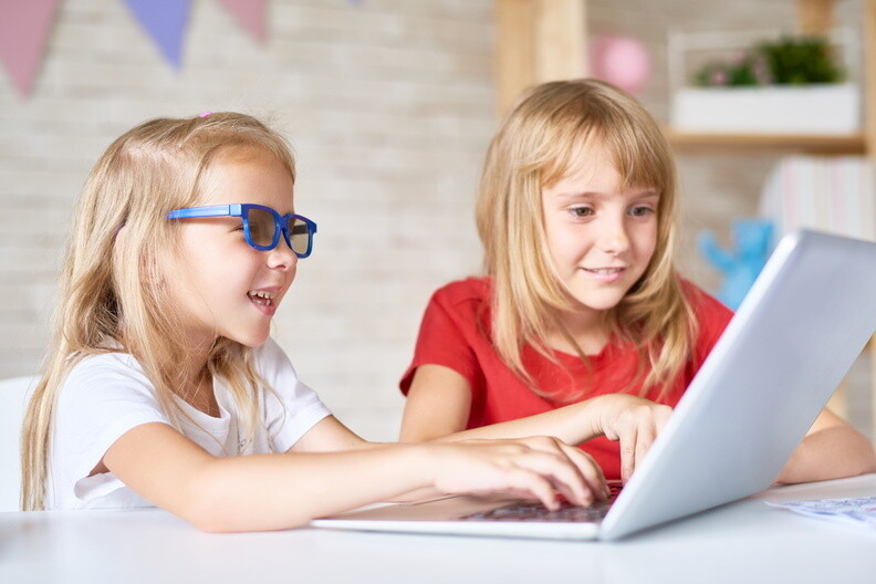Use Educational Websites and Foster A Learning Environment For The Child