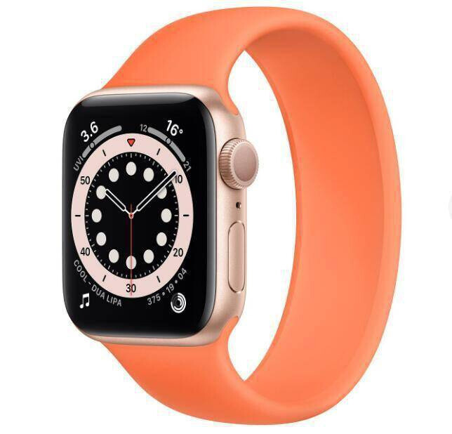 Apple Apple Watch single lap and sports straps launch three new colors