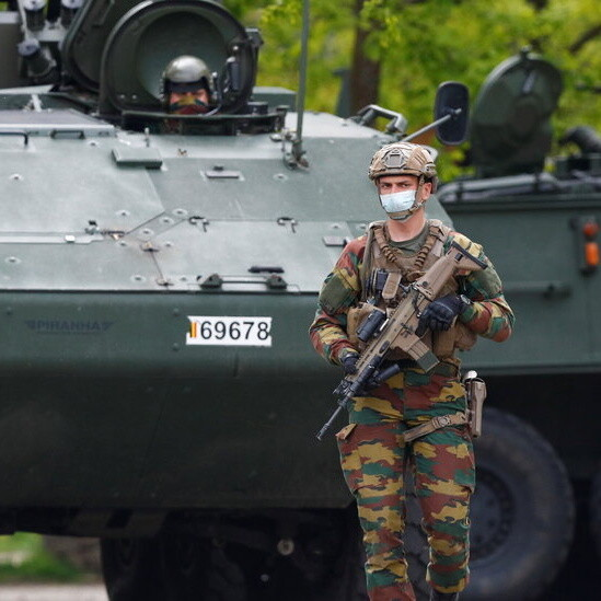 After 35-Day Manhunt for Far-Right Soldier, Body Is Found in Belgium