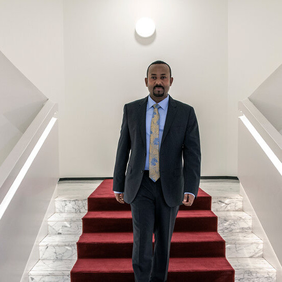From Nobel Hero to Driver of War, Ethiopia's Leader Faces Voters