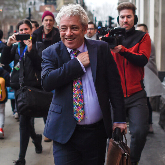 John Bercow, Central Figure in Brexit Drama as U.K. Speaker, Switches to Labour