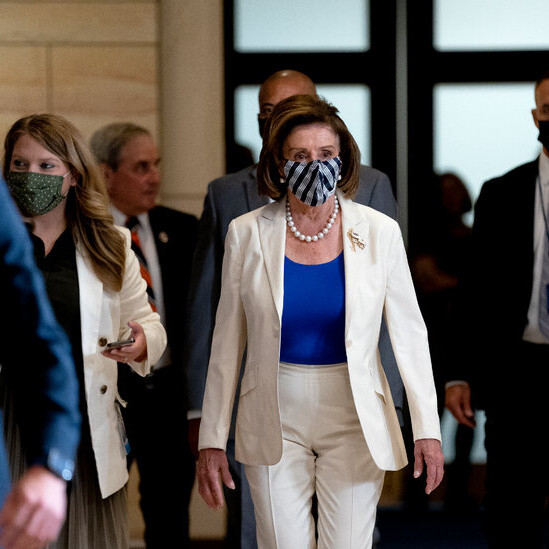 Vaccinated Pelosi Aide Tests Positive After Contact with Texas Democrats