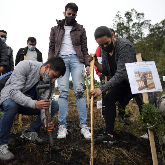 Colombia Covid Deaths Surpass 100,000