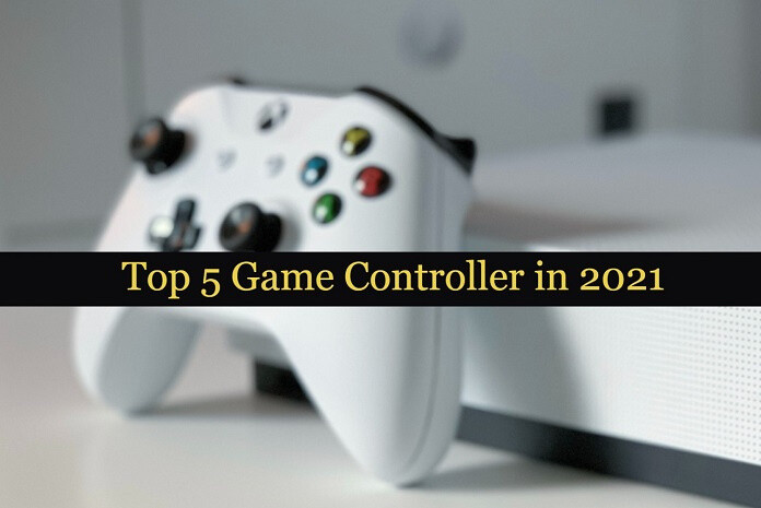 Top 5 PC Game Controllers for Windows 10