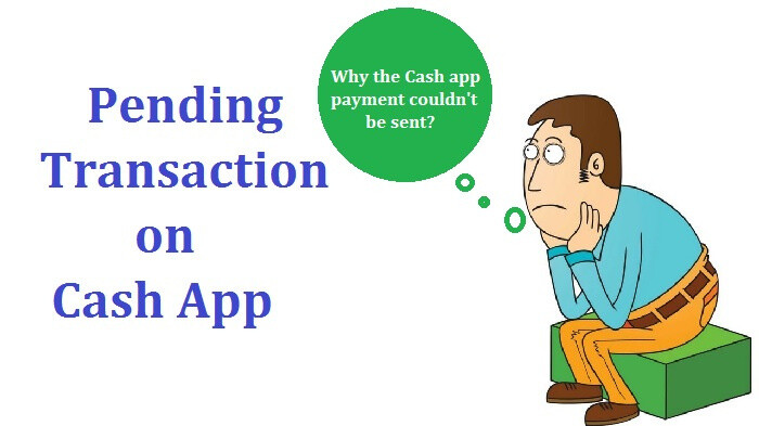 Why the Cash app payment couldn't be sent?