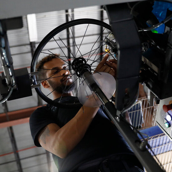 Bottlenecks at an adult tricycle company illustrate continuing economic challenges.
