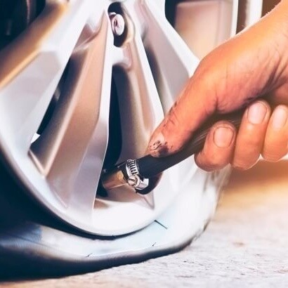 When Can a Puncture Be Repaired?