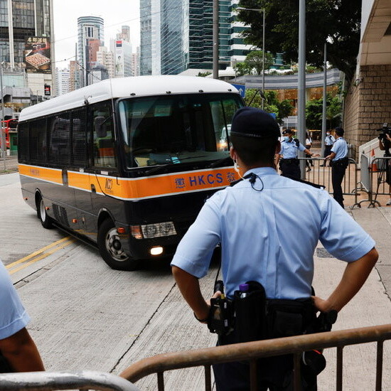 Hong Kong Protester Faces City's First Security Law Trial