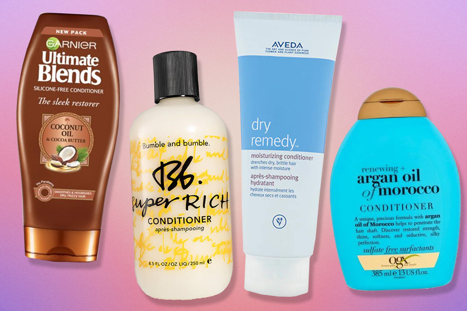 Top best shampoo and conditioner for frizzy hair