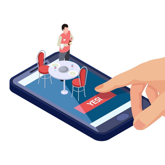 Catering On Demand & Table Booking App Development : An Idea to Start Different Restaurant Services