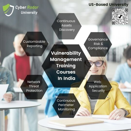 Best Vulnerability Management Training Courses In India