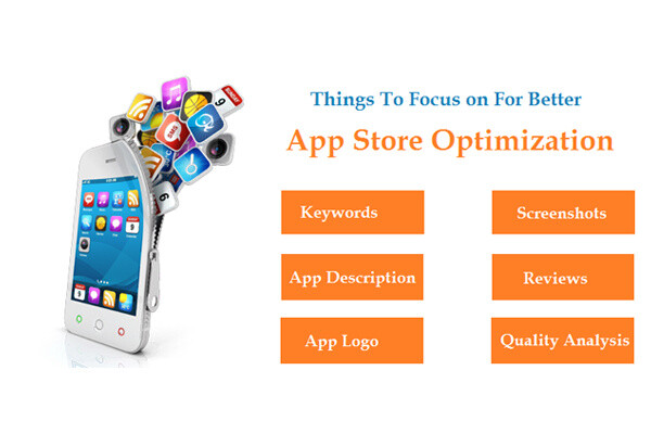 Get Your App Ranked On Top With App Store Optimization Services Company in India