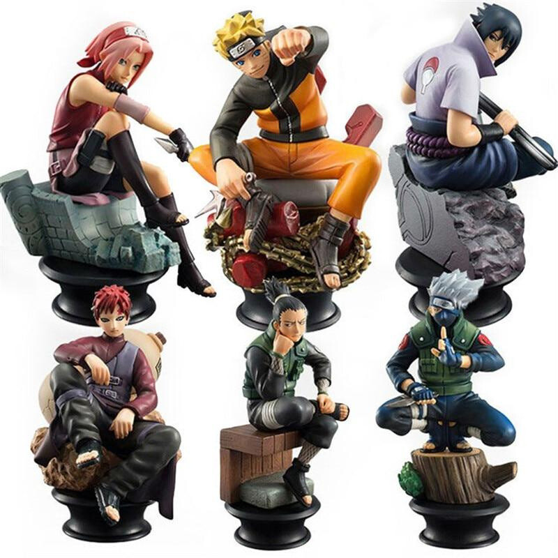 Naruto Action Figures | Shop For Gamers