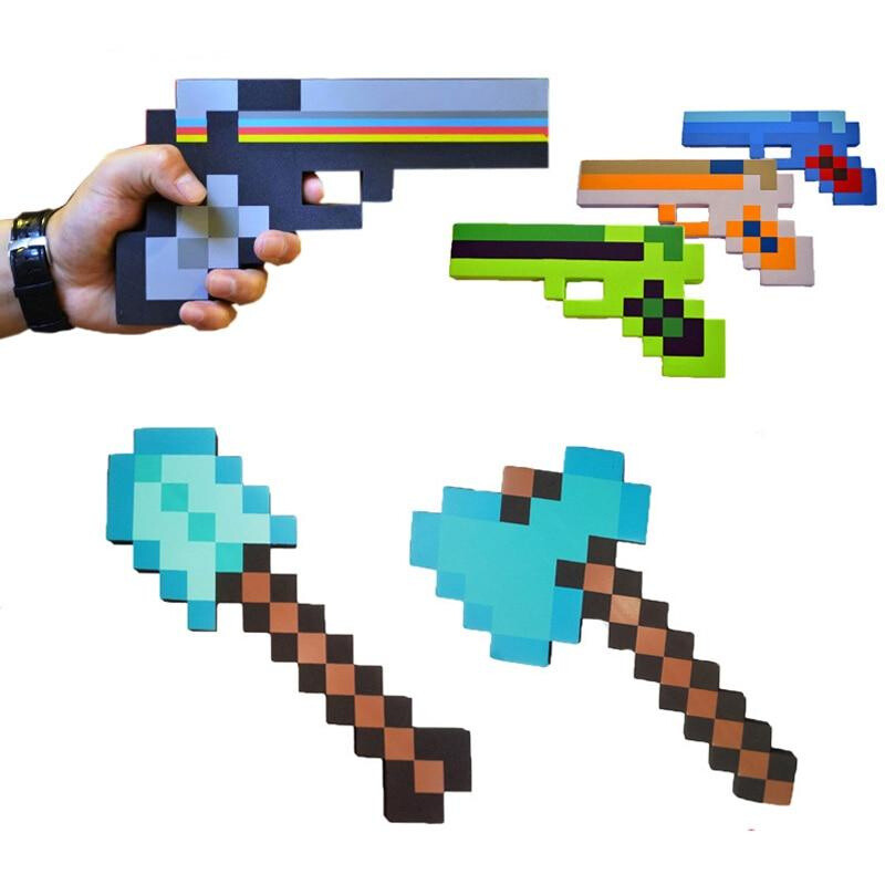 Minecraft Action Figure | Shop For Gamers
