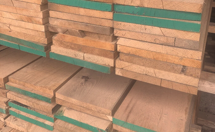Reclaimed Timber Planks and their uses