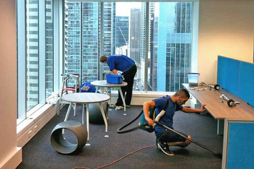 Professionals Of Commercial Cleaning Services In Dallas