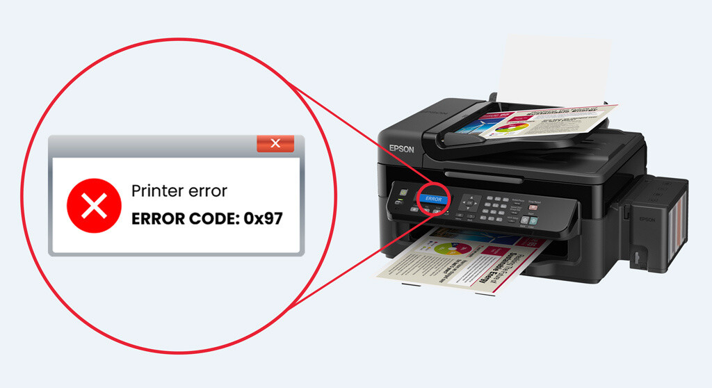 Fix Epson Error Code 0x97 – An Ultimate Guide