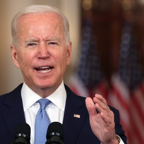 President Biden is set to meet with execs from Disney, Microsoft, and Walgreens to discuss his vaccine mandate plans, a report says