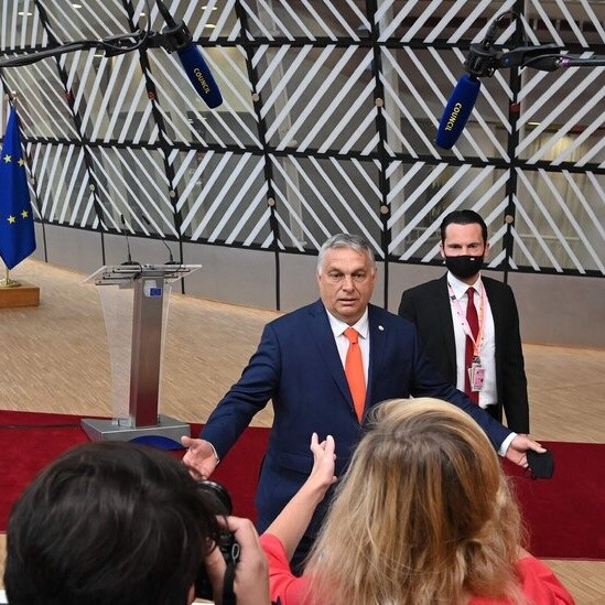 Europe's Divisions on Vivid Display Over Hungary and Russia