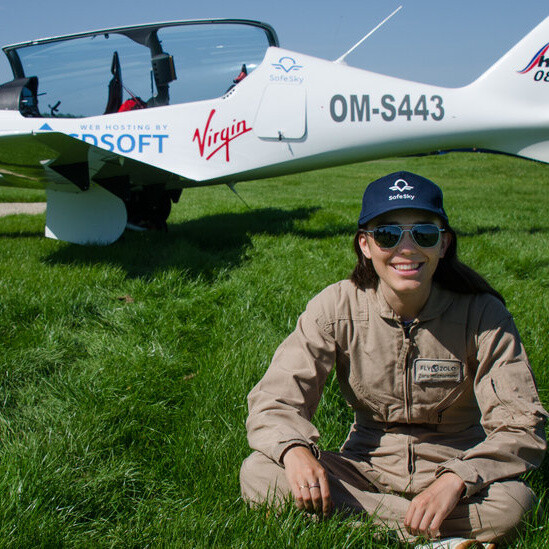 This Teenager is Aiming to Be The Youngest Woman to Circle the Globe Solo