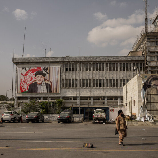 Stranded in Kabul: A U.S. Resident Runs Out of Options