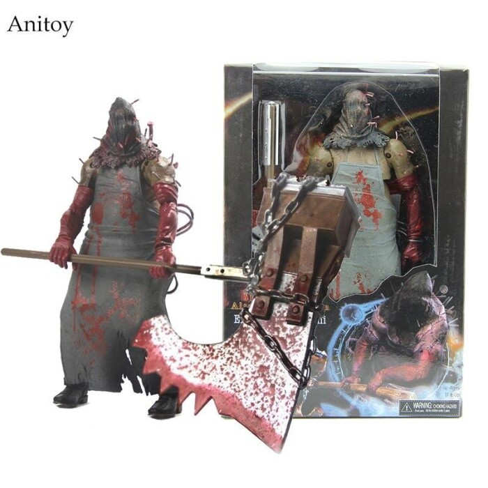 Resident Evil Executioner Action Figure