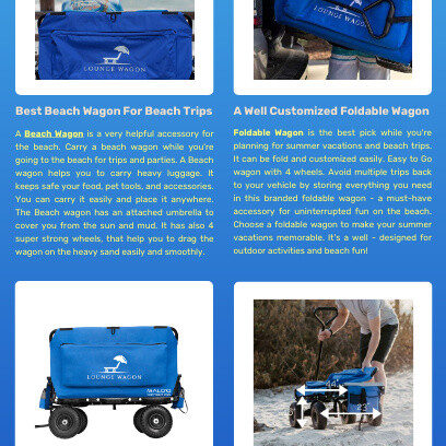 Beach Wagon and Its Types