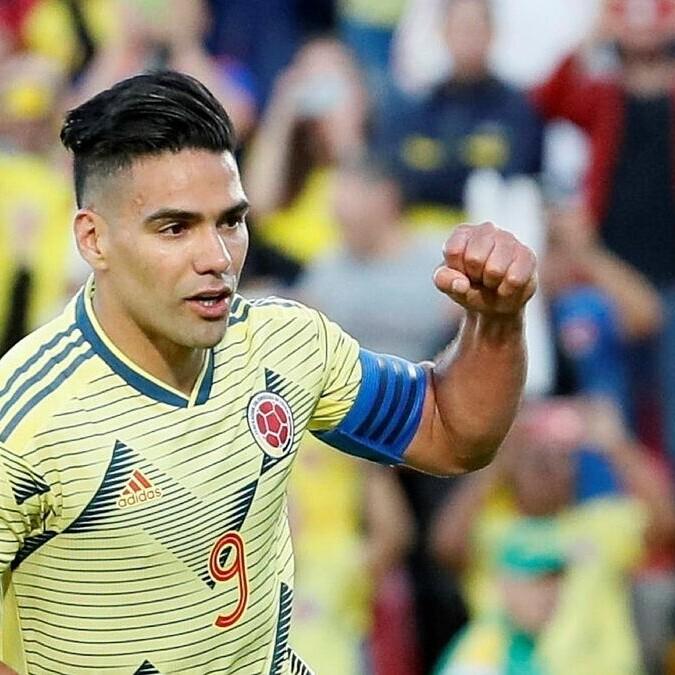Falcao ya está en Madrid y será presentado el lunes