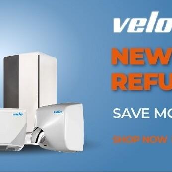 Why Velo hand dryers?