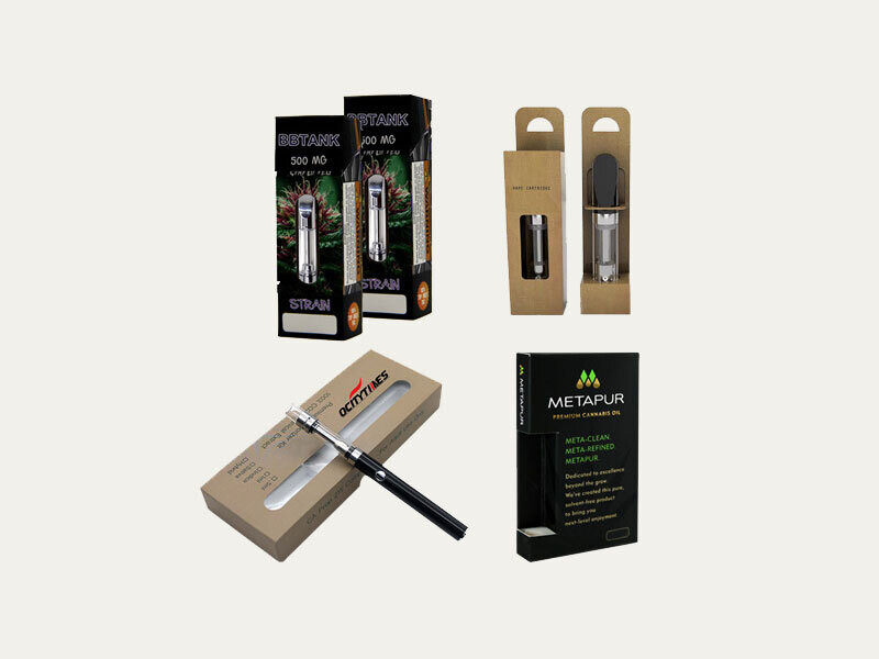 How the Custom Vape Cartridge Boxes can the Great Solution for Your Product