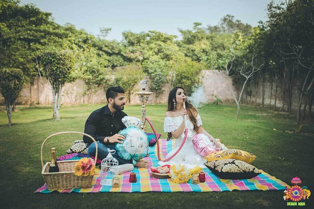 Best Pandemic Pre-Wedding Shoots In 2020